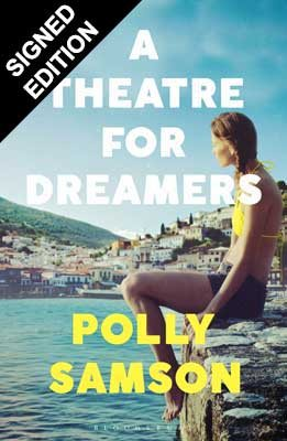 A Theatre for Dreamers: Signed Edition (Hardback)