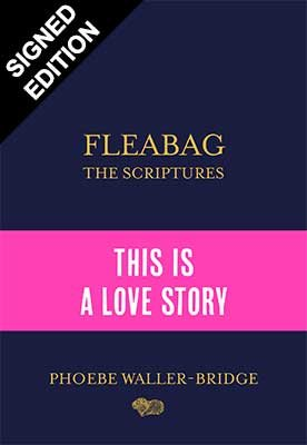 Fleabag: The Scriptures: Signed Edition (Hardback)