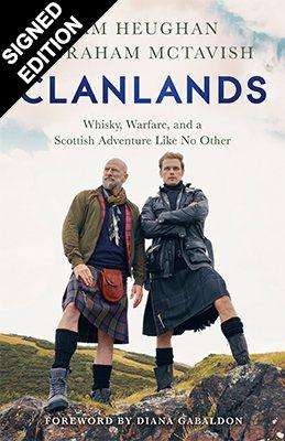 Clanlands By Sam Heughan Graham Mctavish Waterstones