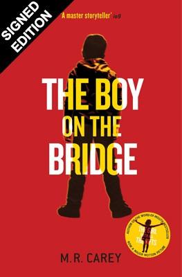 The Boy on the Bridge - Signed Edition (Hardback)