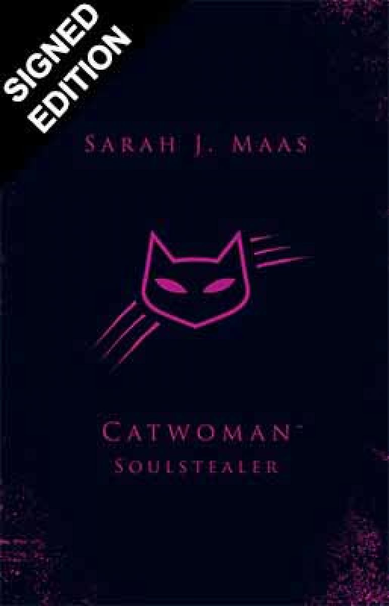Catwoman: Soulstealer (DC Icons series): Signed Bookplate Edition - DC Icons (Hardback)