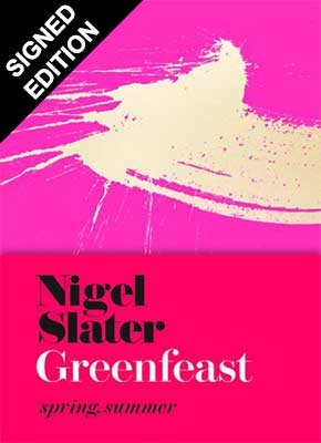 Cover of the book, Greenfeast: spring, summer (Cloth-covered, flexible binding).