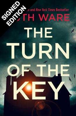 The Turn of the Key: Signed Exclusive Edition (Hardback)