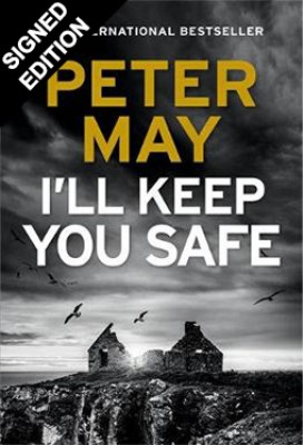 I'll Keep You Safe: Signed Edition (Hardback)