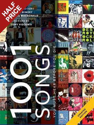 1001 Songs: You Must Hear Before You Die - 1001 (Paperback)