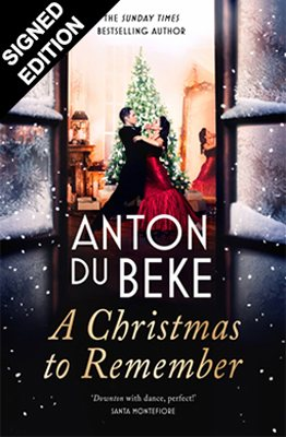 A Christmas to Remember: Signed Edition (Hardback)