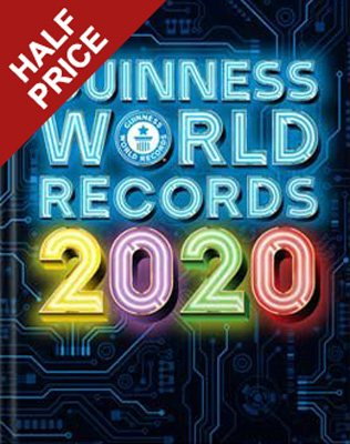 Guinness World Records 2020 2020 (Hardback)
