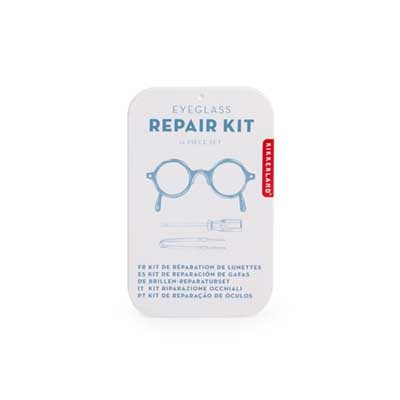 Glasses Repair Kit In Tin