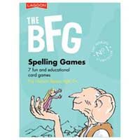 The BFG Spelling Games