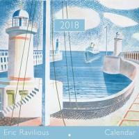 2018 Eric Ravilious Wall Calendar