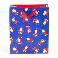 Santas Medium Gift Bag