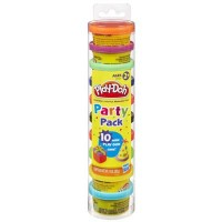 Play Doh Party Pack In A Tube