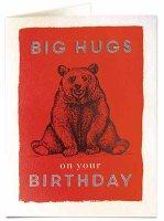 Bigs Hugs Birthday