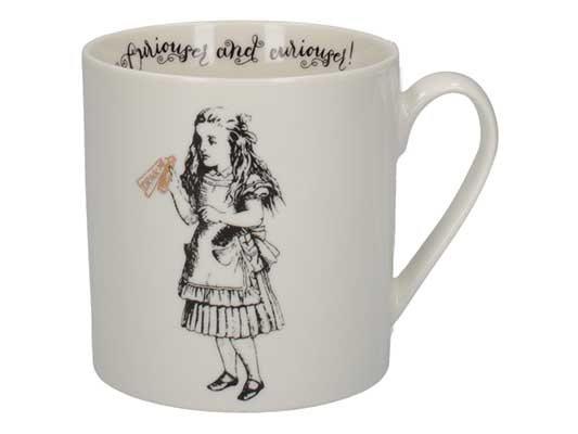 V&A Alice Can Mug