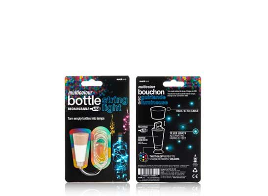 Multi-Colour Bottle String Light
