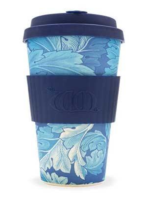 William Morris Acanthus 14oz Ecoffee Cup