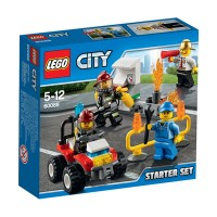 LEGO (R) City Fire Starter Set