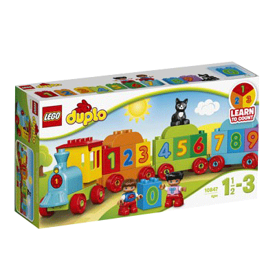 LEGO (R) DUPLO (R) My First Number Train