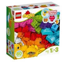 LEGO (R) DUPLO (R) My First Bricks
