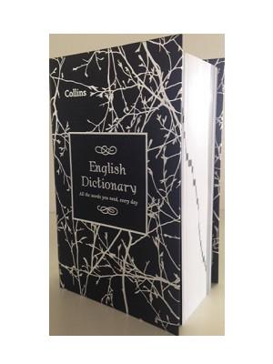 Collins English Dictionary Waterstones Exclusive Edition