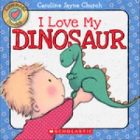 Lovemeez: I Love My Dinosaur (Board book)