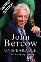 Unspeakable: The Autobiography - Signed Edition (Hardback)