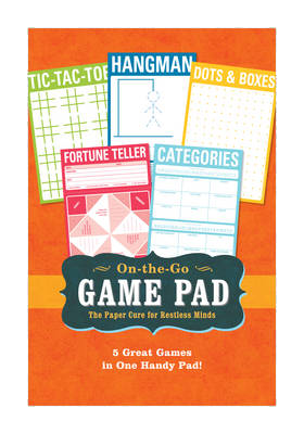 Knock Knock on-the-Go Game Pad - On-the-Go Game Pad