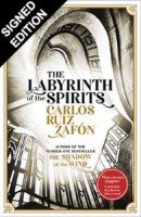 The Labyrinth of the Spirits: Signed Edition with Exclusive Content (Hardback)