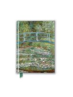 Claude Monet - Bridge over a Pond of Waterlilies Pocket Diary 2021