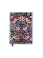 William Morris - Strawberry Thief Pocket Diary 2021
