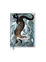 Angela Harding - Fishing Otter Pocket Diary 2021