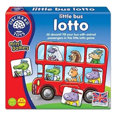 Little Bus Lotto