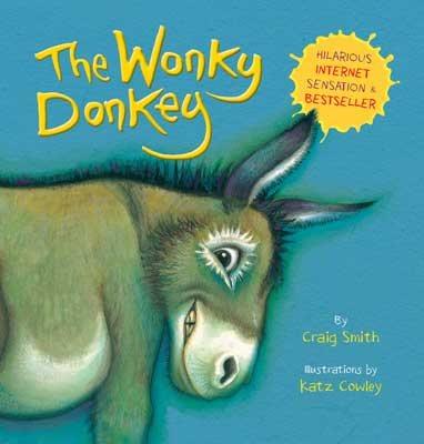 The Wonky Donkey (Paperback)