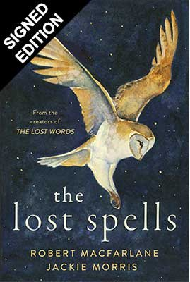 The Lost Spells: Signed Bookplate Edition (Hardback)