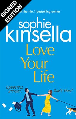 Love your Life: Signed Edition (Hardback)