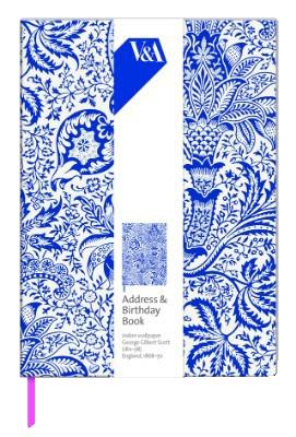 Indian Desk Address Book