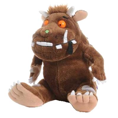 "Gruffalo Plush Toy 5"""