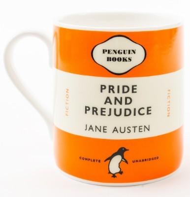 Pride And Prejudice - Mug (Orange)