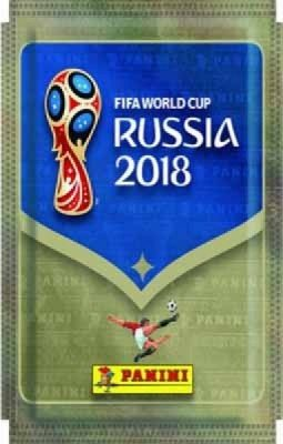 Panini FIFA World Cup Stickers 2018
