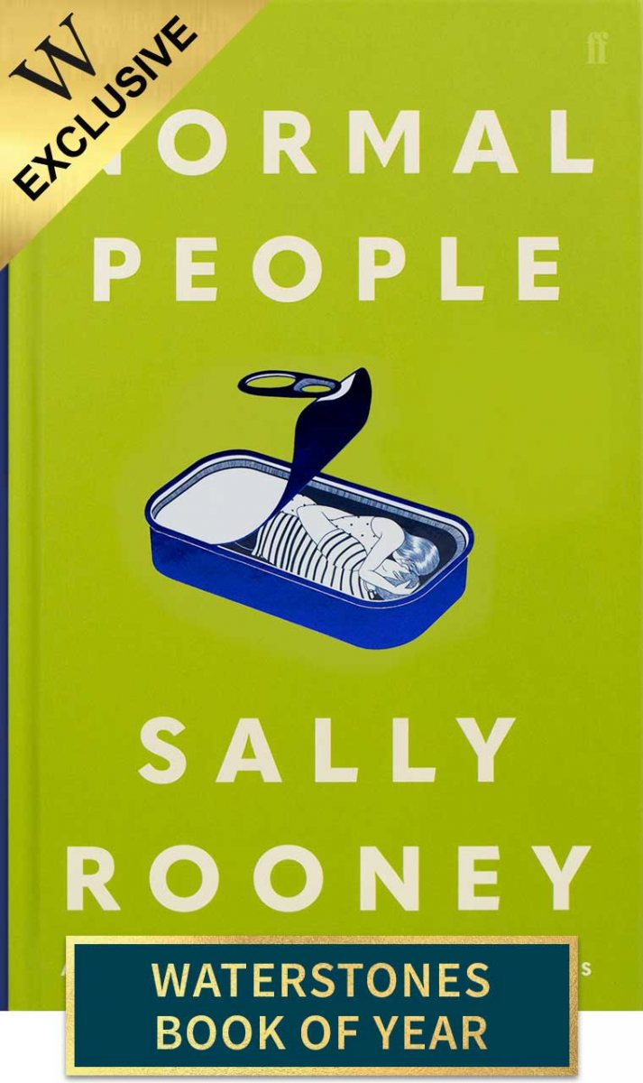 An evening with Sally Rooney