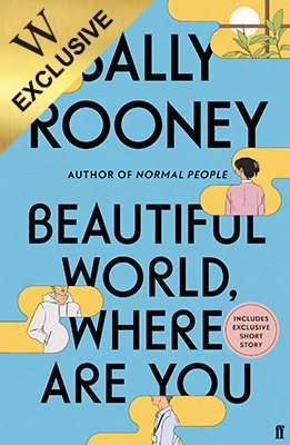 Meet Sally Rooney at Waterstones Piccadilly
