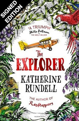 The Explorer - Signed Edition (Hardback)
