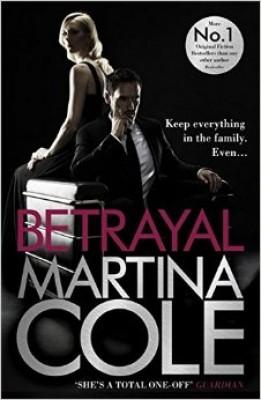 Betrayal: A gripping suspense thriller testing family loyalty (Hardback)