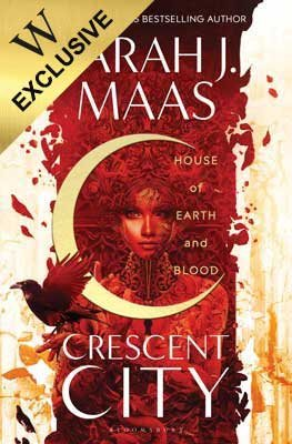 House of Earth and Blood: Exclusive Edition - Crescent City 1 (Hardback)