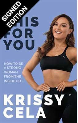 Do This for You: How to Be a Strong Woman from the Inside Out: Signed Edition (Hardback)