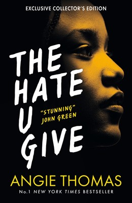 The hate u give book online