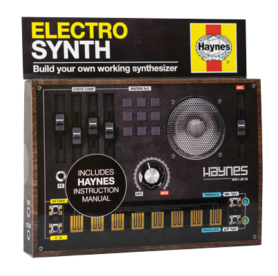 Build Your Own Electro Synth