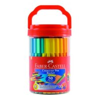 Faber Castell Connector Pen Bucket Of 50
