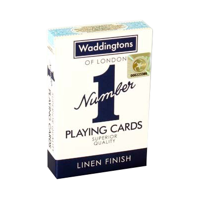 Waddington No 1 Playing Cards