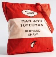 Man And Superman Bag